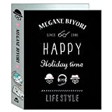 【ファンシー文具】プロフィールブック(MEGANE BIYORI)[412100]