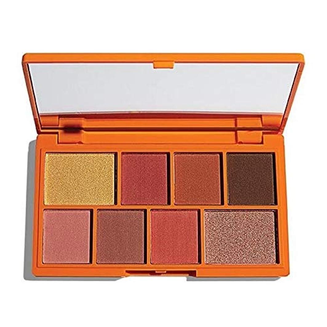 [I Heart Revolution ] 私は心の革命チョコレートオレンジミニアイシャドウパレット - I Heart Revolution Chocolate Orange Mini Eye Shadow Palette...