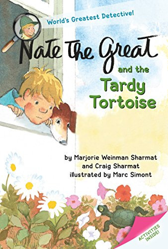Nate the Great and the Tardy Tortoiseの詳細を見る
