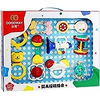Hochet Gift Set/Bébé De Dentition Et Les Hochets Jouets Toy Ensemble Cadeau