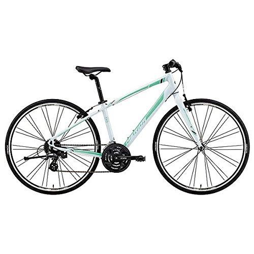 メリダ(MERIDA) クロスバイク CROSSWAY 110-R パールホワイト AMC11389-EW40 41サイズ