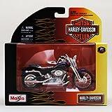 ハーレーダビッドソン Harley Davidson マイスト/スプリンガーソフテイル/S29/29シリーズ/1:18 1/18 2001 FXSTS S...