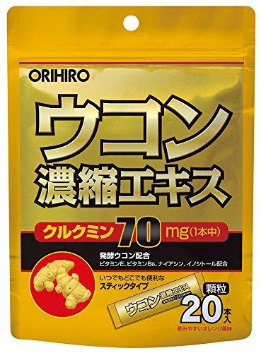 ORIHIRO (オリヒロ) ウコン 濃縮エキス顆粒 B001B8Z3F2 1枚目