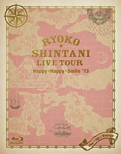 新谷良子 LIVE TOUR「はっぴぃ・はっぴぃ・すまいる'13chu→lip☆Voyage」Blu-ray Disc