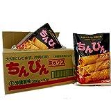 ちんびんミックス 350g×10 1ケース 〔沖縄製粉〕沖縄風黒糖クレープ