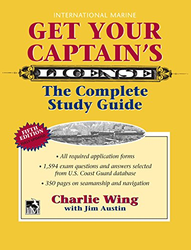 Get your captains license 5th ebook charlie wing amazon get your captains license 5th ebook charlie wing amazon kindle store fandeluxe Gallery