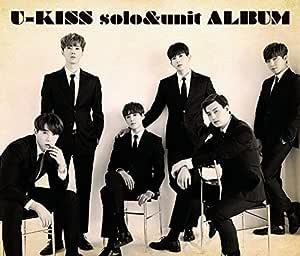 U-KISS solo&unit ALBUM(DVD付)(スマプラ対応)