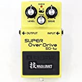 BOSS SD-1W (J) SUPER OVER DRIVE WAZA CRAFTシリーズ オーバードライブ