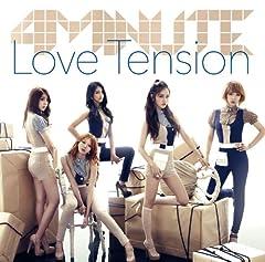 4Minute「Love Tension」のジャケット画像