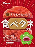 カンロ 食べタネグミ梅干し 54g×6袋