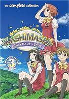 Kashimashi Girl Meets Girl Collection 1-3 [DVD] [Import]