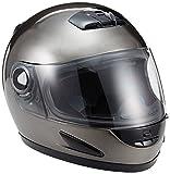 マルシン(MARUSHIN) バイクヘルメット フルフェイス M930 ガンメタリック フリーサイズ(57~~60CM) ¥ 5,961