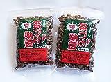 いばらき食品 生干納豆 ピリ辛味(七味青のり) 100g×2個 (計200g)