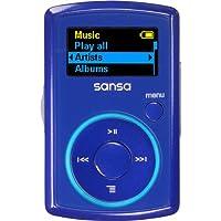 SanDisk Sansa Clip 2 GB MP3 Player - Blue by SanDisk