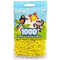 パーラーの楽しい融合ビーズ 1000年/Pkg-黄色