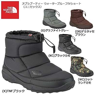 (ザノースフェイス)THE NORTH FACE ブーツ/ヌプシブーティー ウォータープルーフIVショート (ユニセックス)/NF51586 29cm (WC)ウットランドカモ nf51586-WC-29