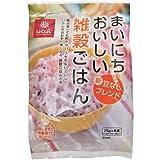 はくばく まいにちおいしい雑穀ごはん 25g×6袋 フード 穀物・豆・麺類 雑穀類 [並行輸入品]