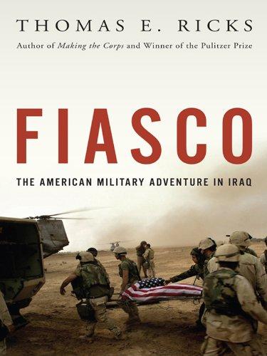 amazon fiasco the american military adventure in iraq thomas e