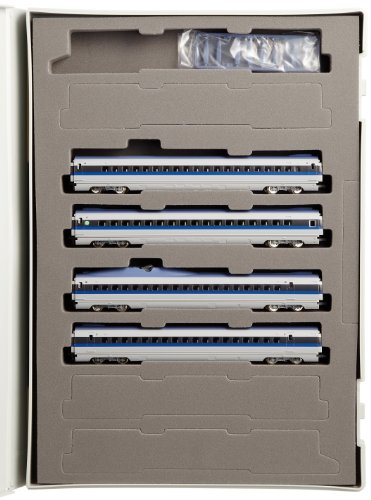 TOMIX Nゲージ 92307 500系新幹線 (のぞみ) 増結セットA (4両)