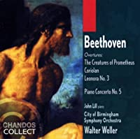 Piano Concerto 5 / Corolian Overture by L.V. Beethoven (2006-09-01)