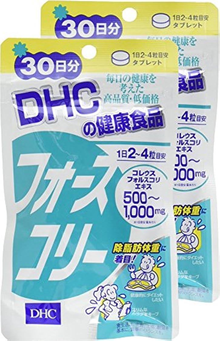 レーザシロクマ編集者DHC フォースコリー 30日分 120粒 ×2個セット