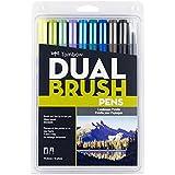 (Landscape) - Tombow Dual Brush Markers 10/Pkg