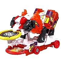 子供のおもちゃの車、モーフィングおもちゃの車、変形モデル - 子供のためのパーフェクトギフト