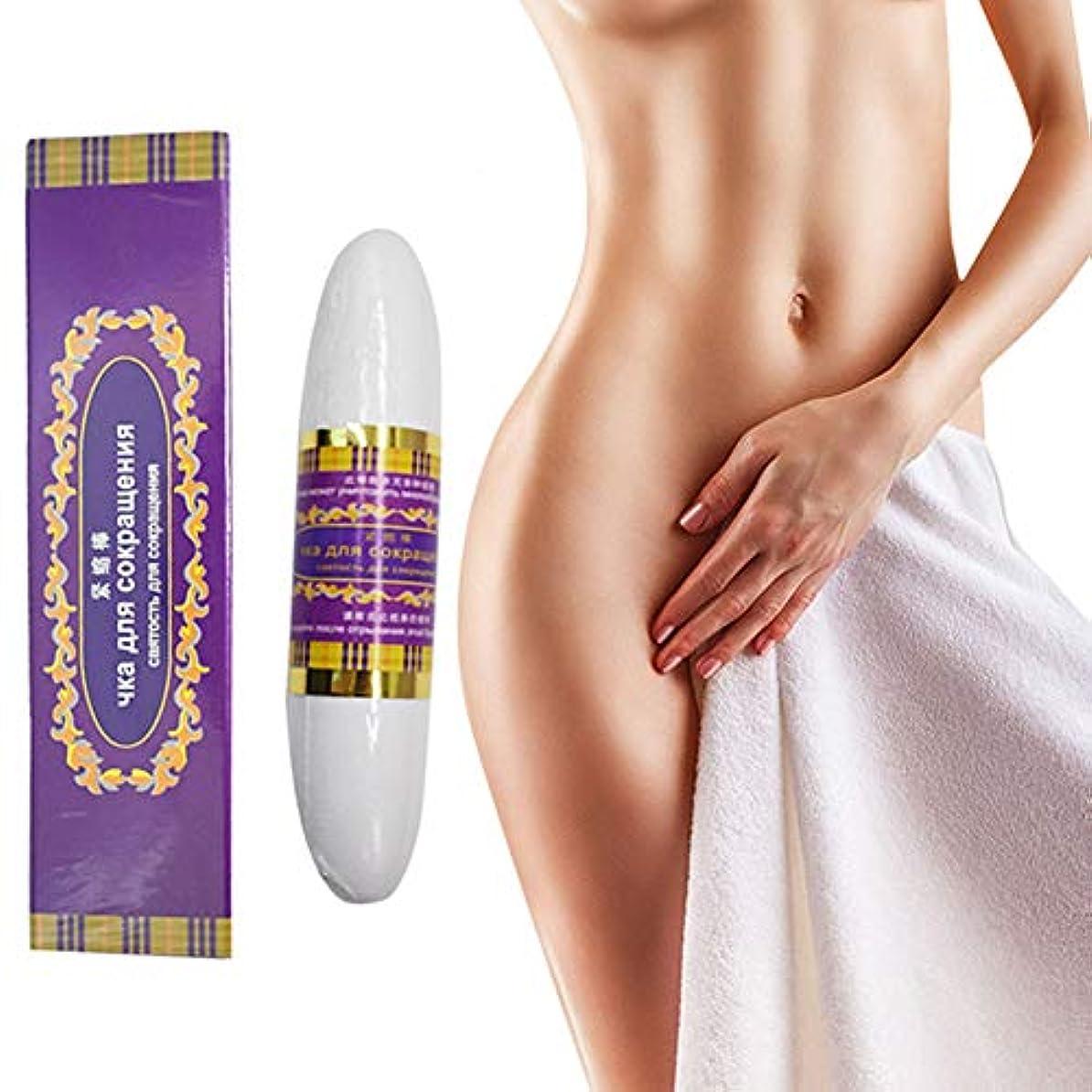 担当者責任ヘルパーBalai 収縮棒女性の自然なハーブの膣収縮の大人プロダクト私用部品の保湿の収縮の棒