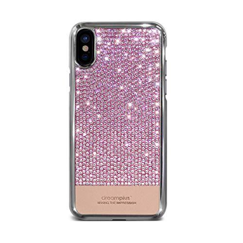 ROA iPhone X Max 6.5インチ用 Persian Neo Bar ピンク