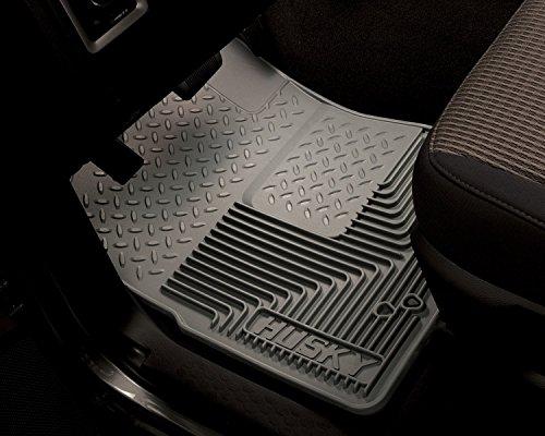 Husky Liners Front Floor Mats Fits 88-99 C1500/K1500 88-00 C2500/K2500 [並行輸入品]