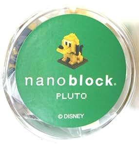 【東京ディズニーリゾート プルート ナノブロック】 TDR PLUTO nanoblock