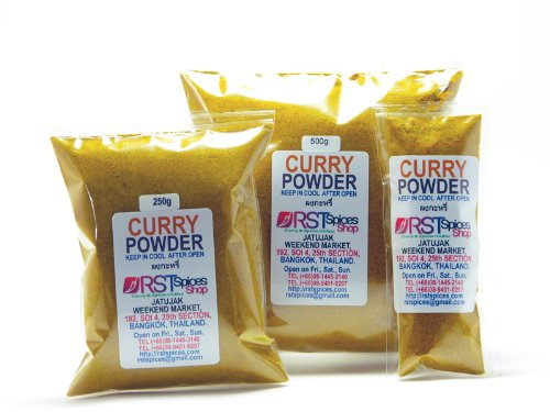 カレーパウダー[Curry Powder]