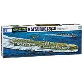 青島文化教材社 1/700 ウォーターラインシリーズ 日本海軍 航空母艦 葛城 プラモデル 224