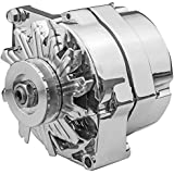 Proflow PM37293 Alternator 140 Amp Chevrolet Holden Torana 6cyl & V8 Internal Regulator One Wire Chrome - Size: Alternator 140 Amp Chevrolet Holden Torana 6cyl & V8 Internal Regulator One Wire Chrome