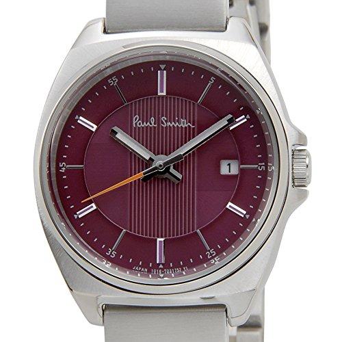 ポールスミス Paul Smith レディース 腕時計 BB6 114 91 クローズド・アイズ ミニ レッド ウォッチ [並行輸入品]