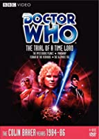 Doctor Who: Trial of a Time Lord - Episode 144-147 [DVD] [Import]
