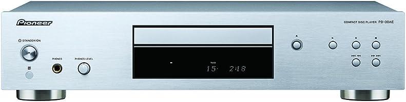 パイオニア Pioneer PD-30AE CDプレーヤー シルバー PD-30AE(S)  【国内正規品】
