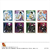 銀魂 トレーディング色箔ペーパーボード BOX商品 1BOX=8個入り、全8種類