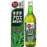 ユウキ製薬 キダチアロエ新鮮生しぼり 18-30日分 720ml