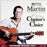 Martin/アコ弦 Clapton's Choice MEC12