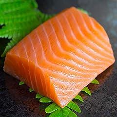 OWARI サーモン 冷凍 寿司・刺身・生食用トラウトサーモン 皮取り 1枚(約250~300g)