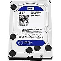 """【国内代理店品】WD 内蔵HDD Blue 3.5"""" 4TB SATA(6Gb/s) 64MB 5,…"""