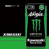 iPhone 5 / 5S / 5SE / 6 / 6S / 6Plus / 6S Plus / 7/7 Pus 用 ハードカバー/ケース / バイク/kawasaki / かっこいい/monster / SuperBike / z10r / ninja (iPhone6S)
