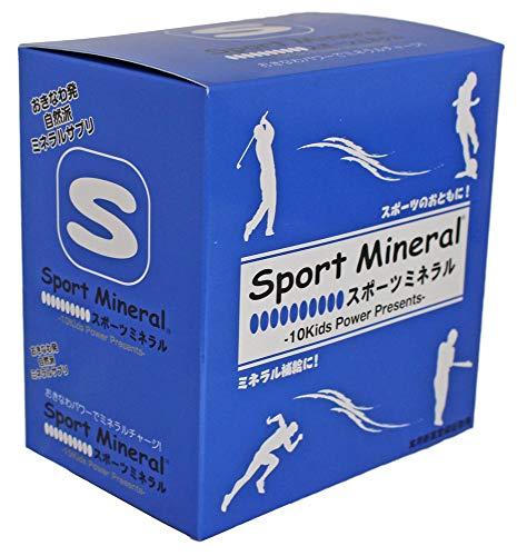 おきなわ発自然派ミネラルサプリ スポーツミネラル 40包