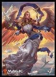 マジック:ザ・ギャザリング プレイヤーズカードスリーブ 『基本セット2019』 《暁の天使》 (MTGS-042)