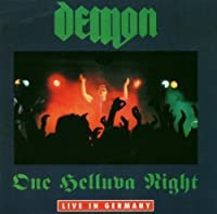 One Helluva Night-Live by Demon