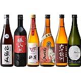 日本一含むコンテスト受賞日本酒6本セット