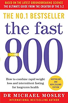 The Fast 800: Australian and New Zealand edition by [Mosley, Michael]