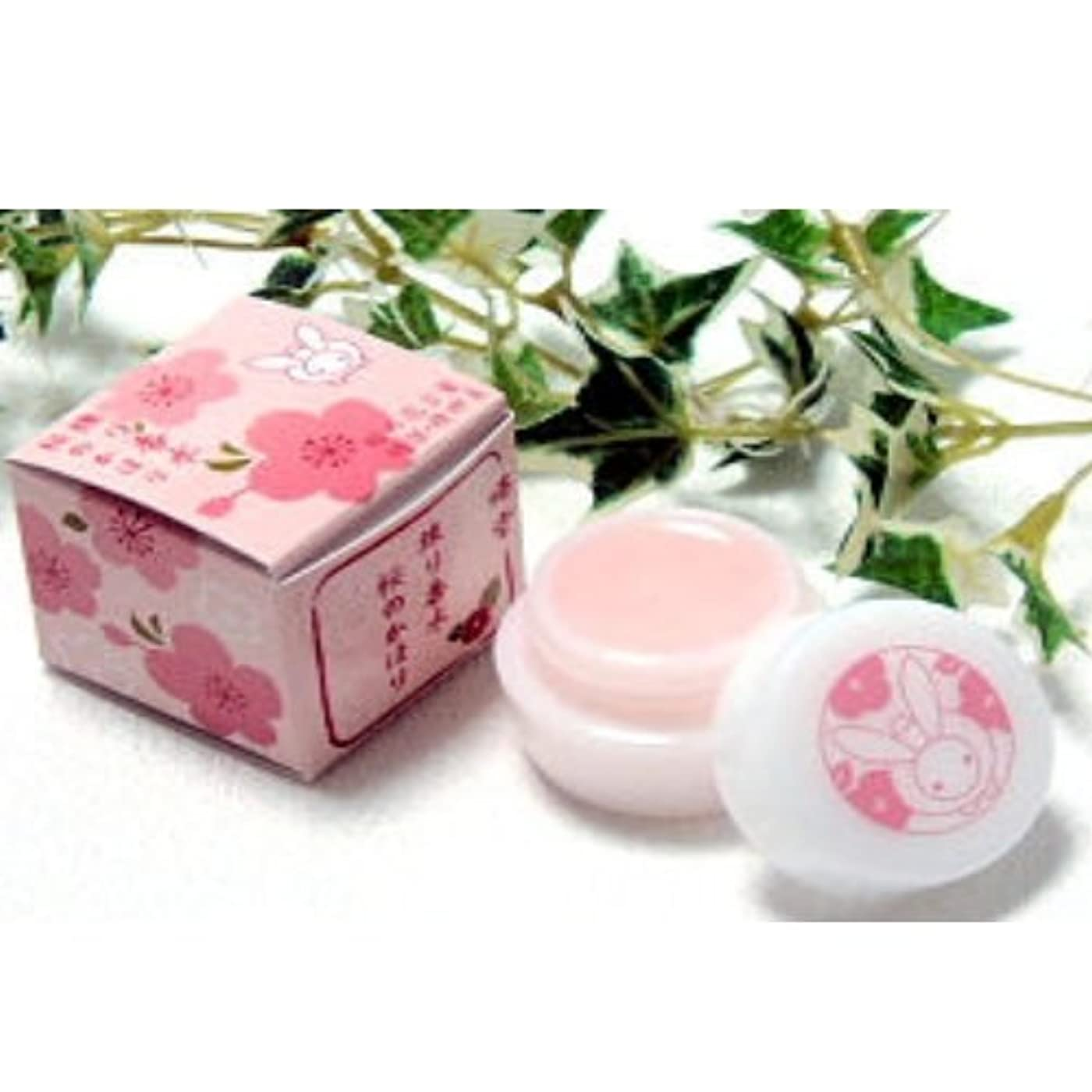 渦シャツクレア椿堂 練り香水 桜
