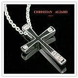 6ダイヤモンド クロス ペンダント&ネックレス AJ-32 クリスチャン・オジャール画像①